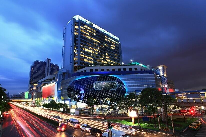 Einkaufszentrum MBK in Bangkok