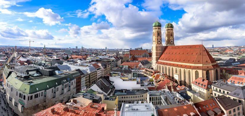München, Stadtansicht
