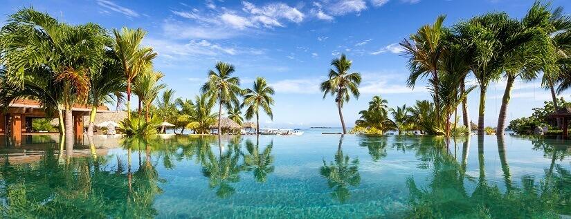 Kuba, Hotel, Pool