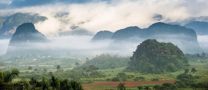 Vinales Valley auf Kuba