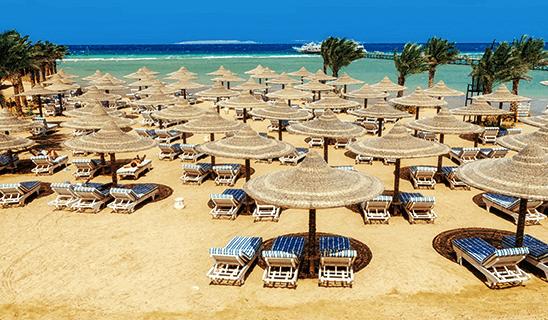 Strand von Safaga