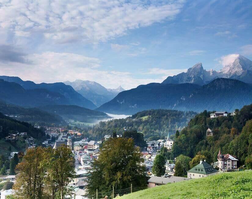 Familienurlaub Bayern Idylle