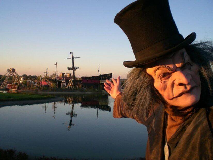 Bild Halloween in Belantis: Herzlich Willkommen