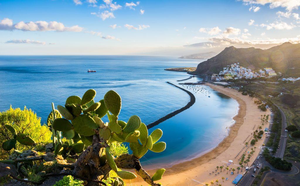 Bild Strand Las Teresitas