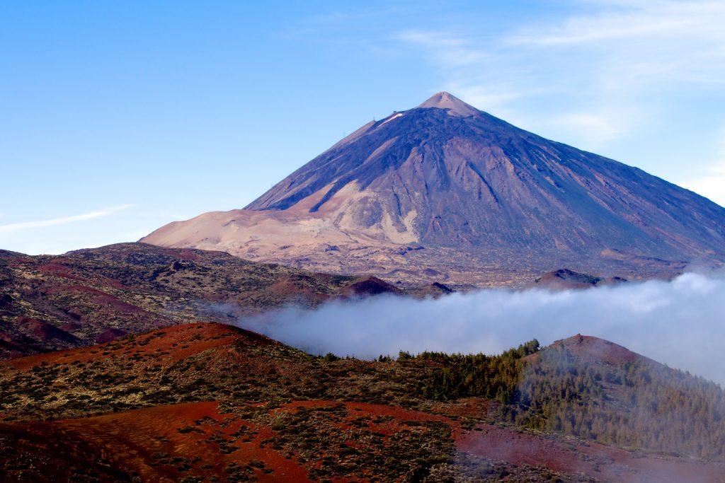 Bild Vulkan Teide auf Teneriffa