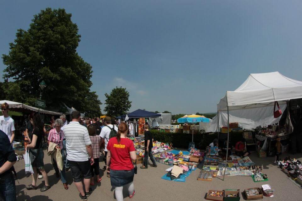 melan trödelmarkt heute