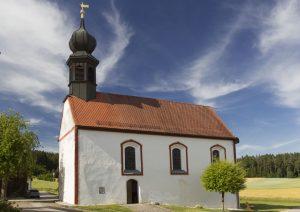 Simultankirche Frankenhof St.Margareta_ Stefan Gruber