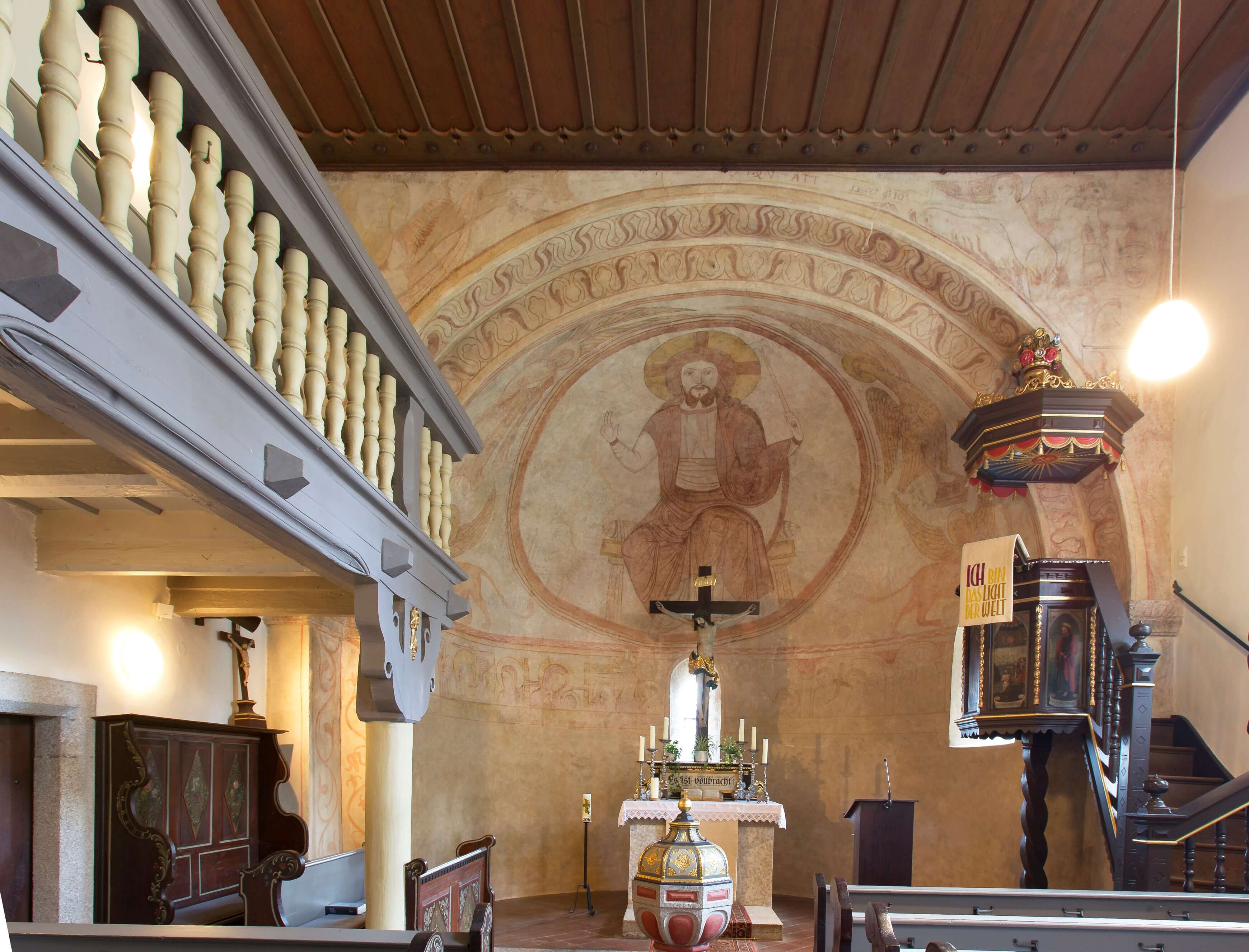 Simultankirche Wilchenreuth St.Ulrich, Kirche, Stefan Gruber