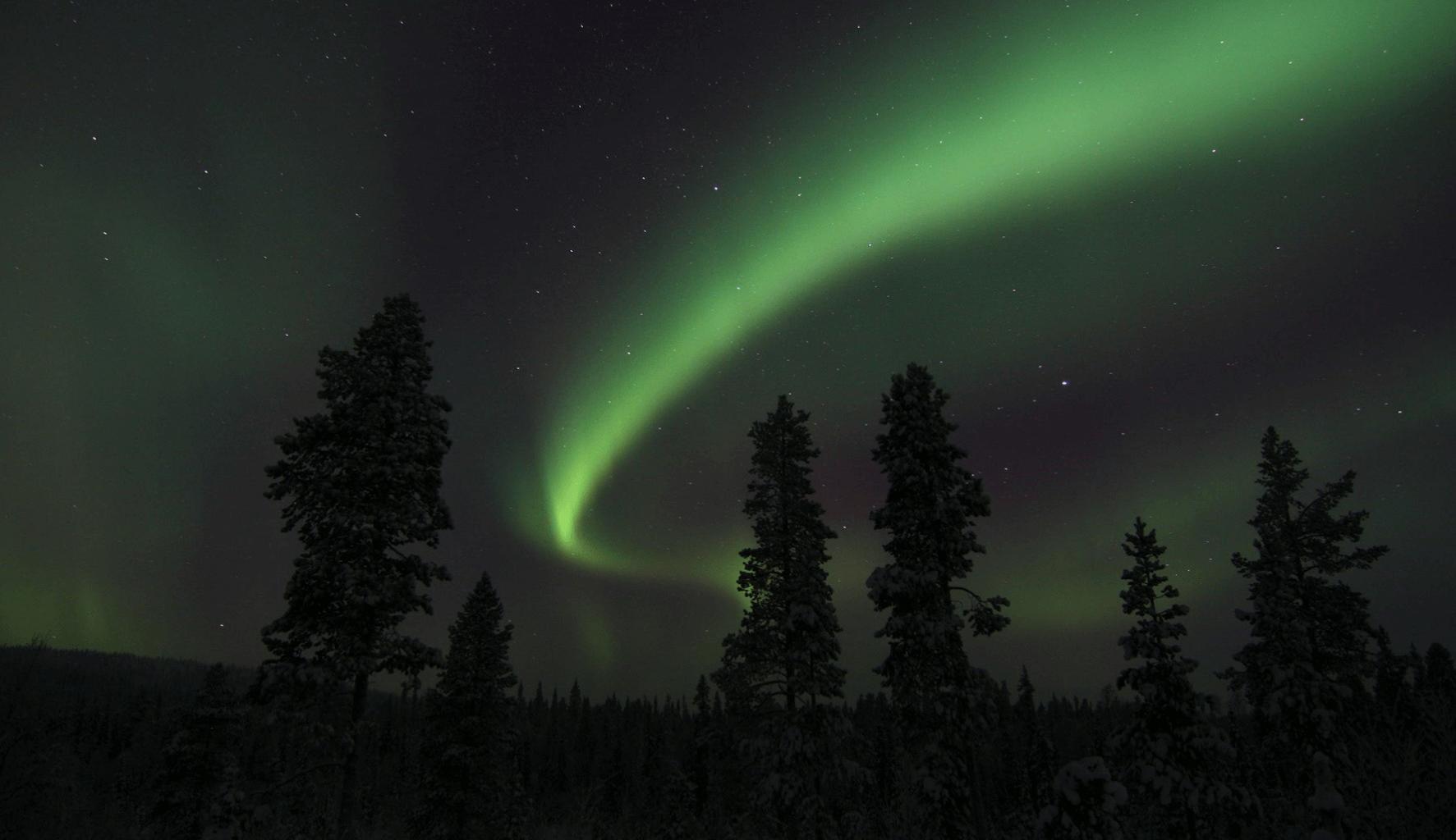 Nordlichter, Natur, Nordlicht