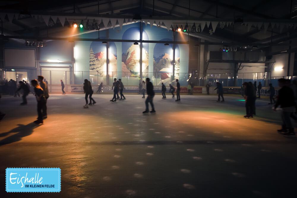 Eishalle Herford Im kleinen Felde