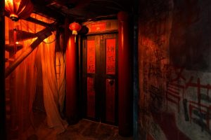 "...Escape Room ""Kowloon-Walled City"""