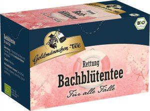 Bäckchen Bachblütentee