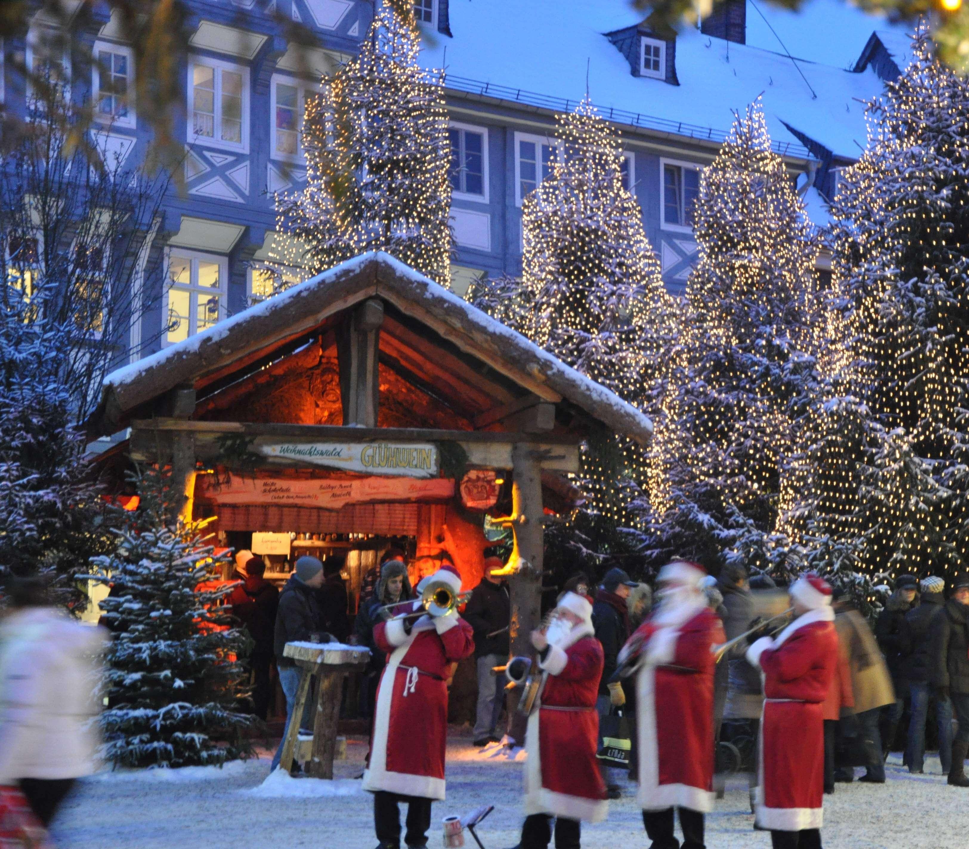 Goslar Weihnachtsmarkt.Weihnachtsmarkt In Der Kaiserstadt Goslar Erleben
