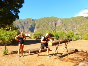 Fitness mal anders- im Nature Fitness Camp