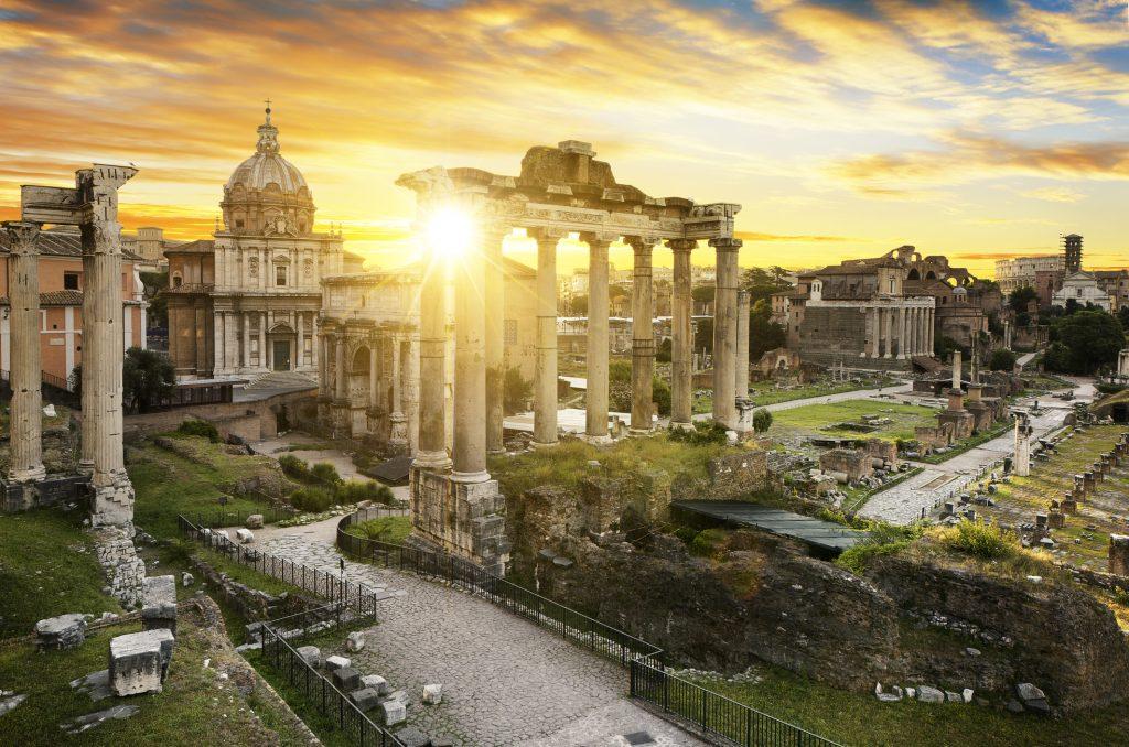 Bild Forum Romanum