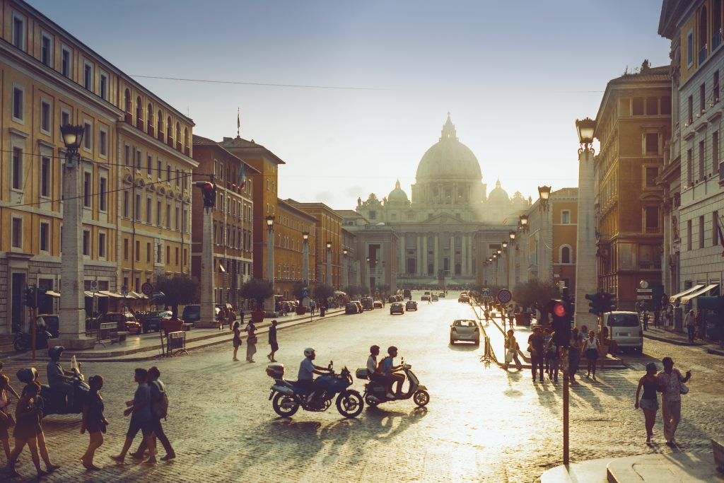 Bild Bella Roma