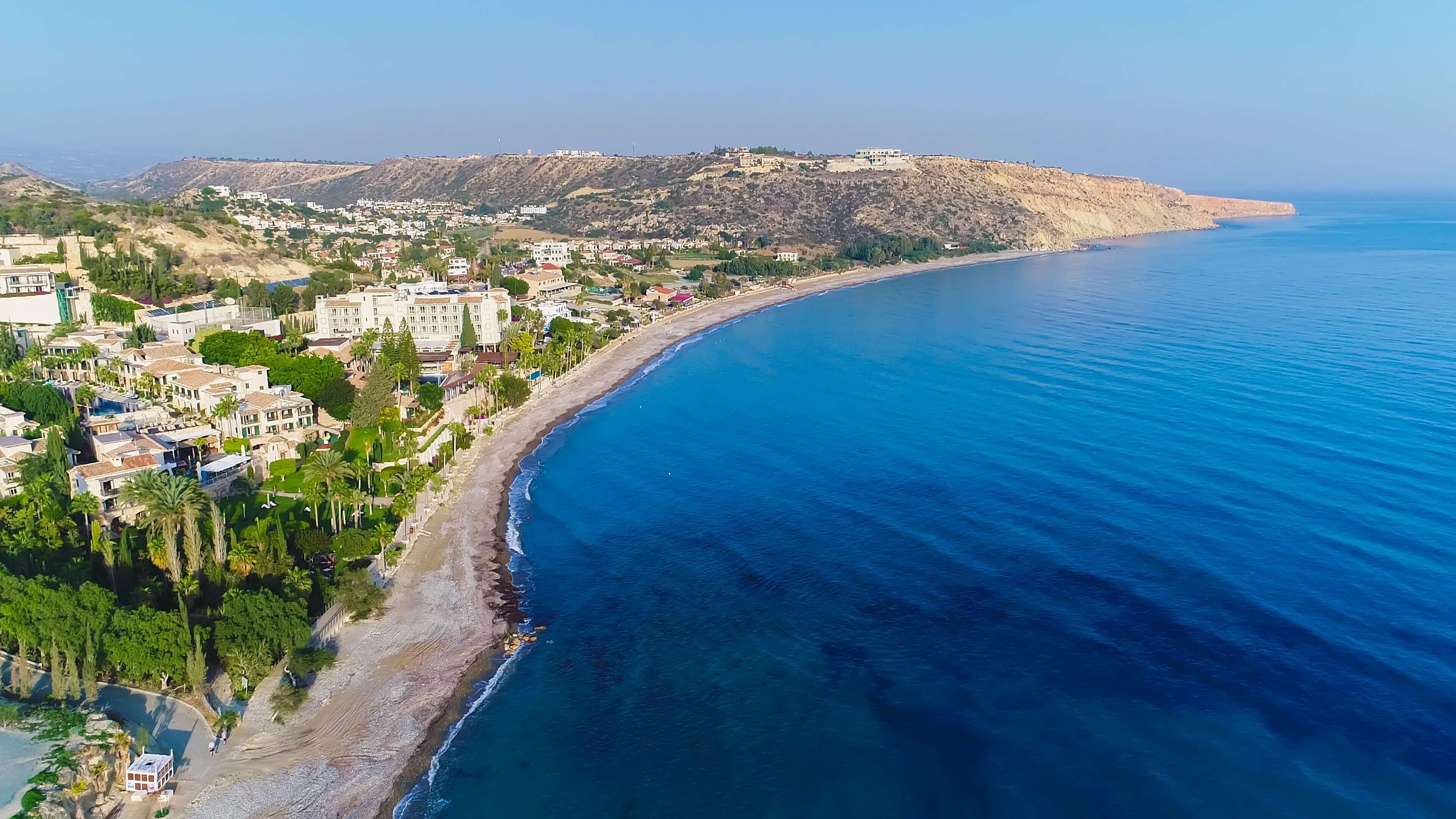 Zypern wandern im winter