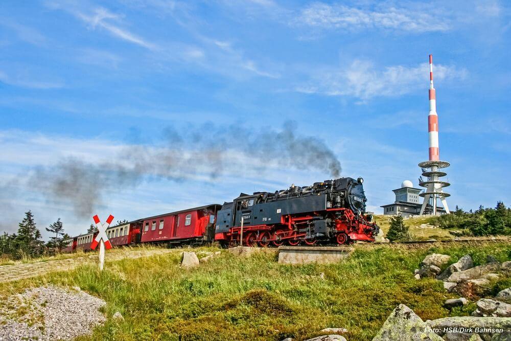 Preise Der Brockenbahn So Geht Es Günstiger Zum Brocken