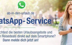 Ab-in-den-urlaub.de launcht WhatsApp-Service | Ab in den Urlaub - Blog