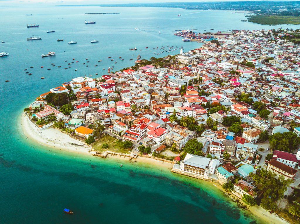 Bild Stone Town , Sansibar