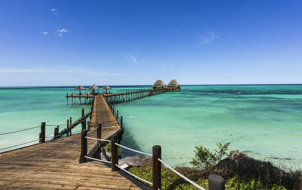 Bild Urlaub auf Sansibar