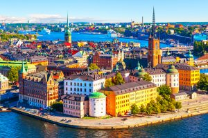 Bild Altstadt von Stockholm