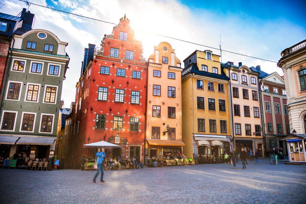 Bild Marktplatz von Stockholm