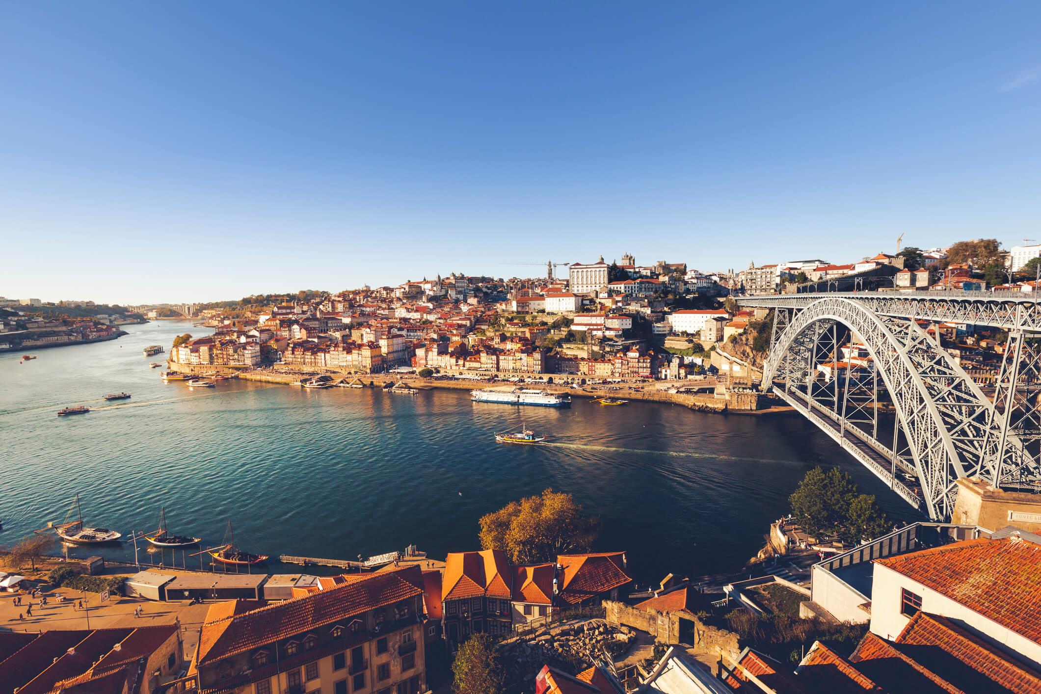 Bild Wunderschönes Porto