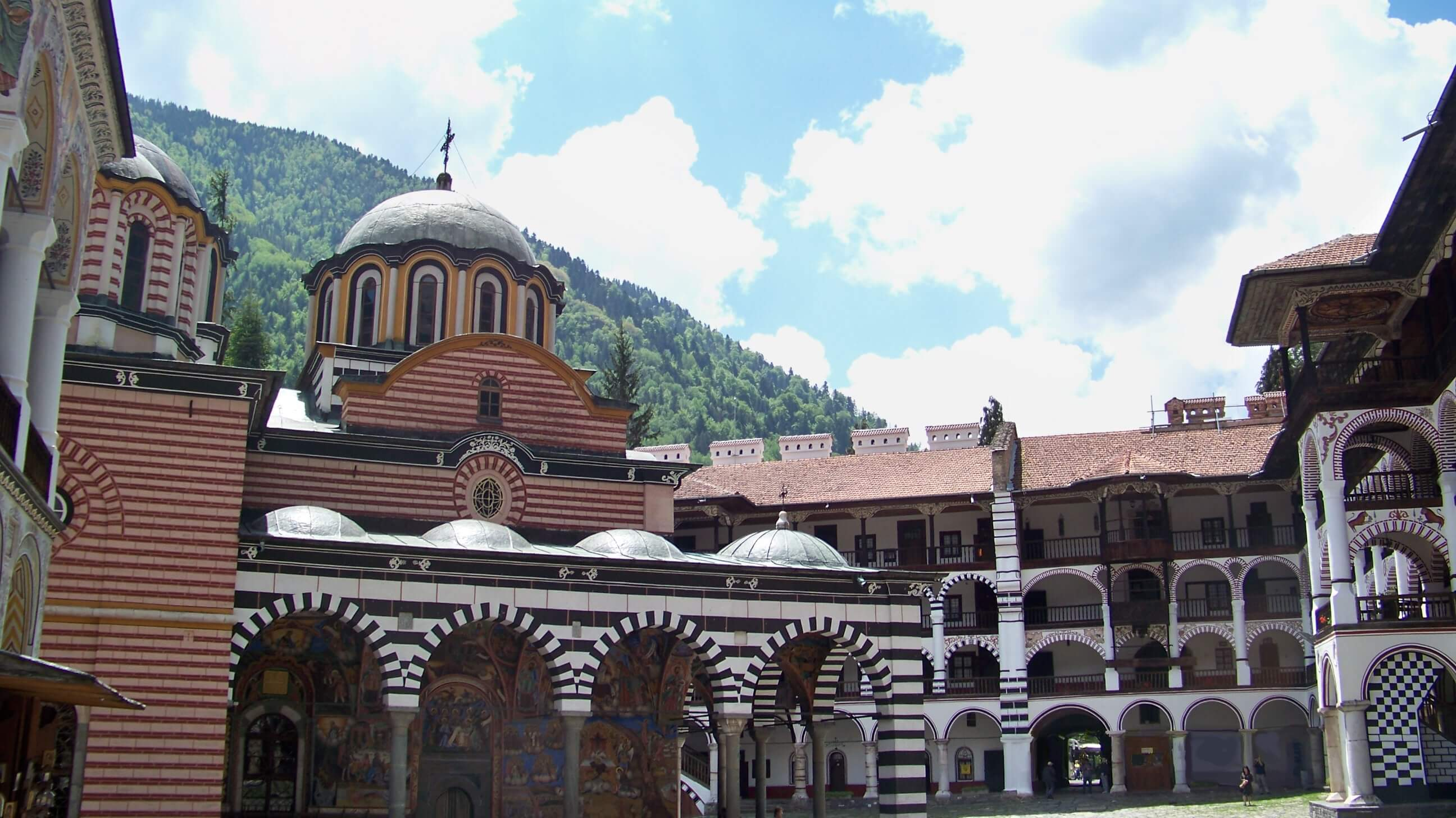 Das Rila-Kloster