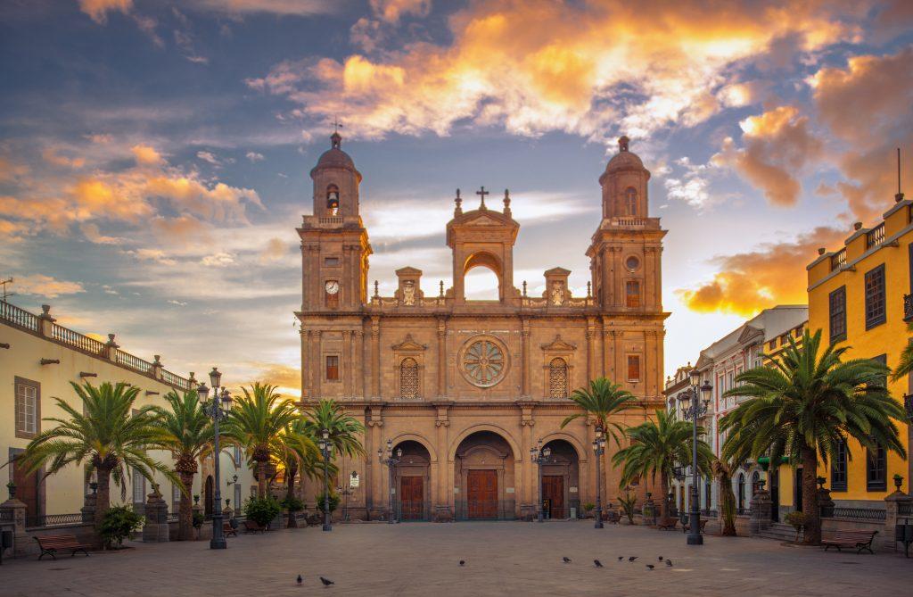 Kathedrale Las Palmas auf Gran Canaria