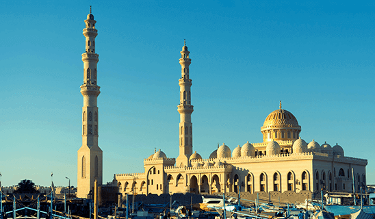 Moschee in Hurghada