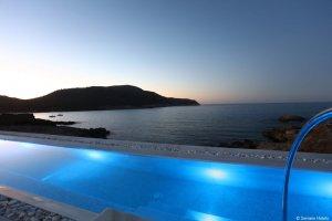 Infinity Pool in Cala Ratjada auf Mallorca