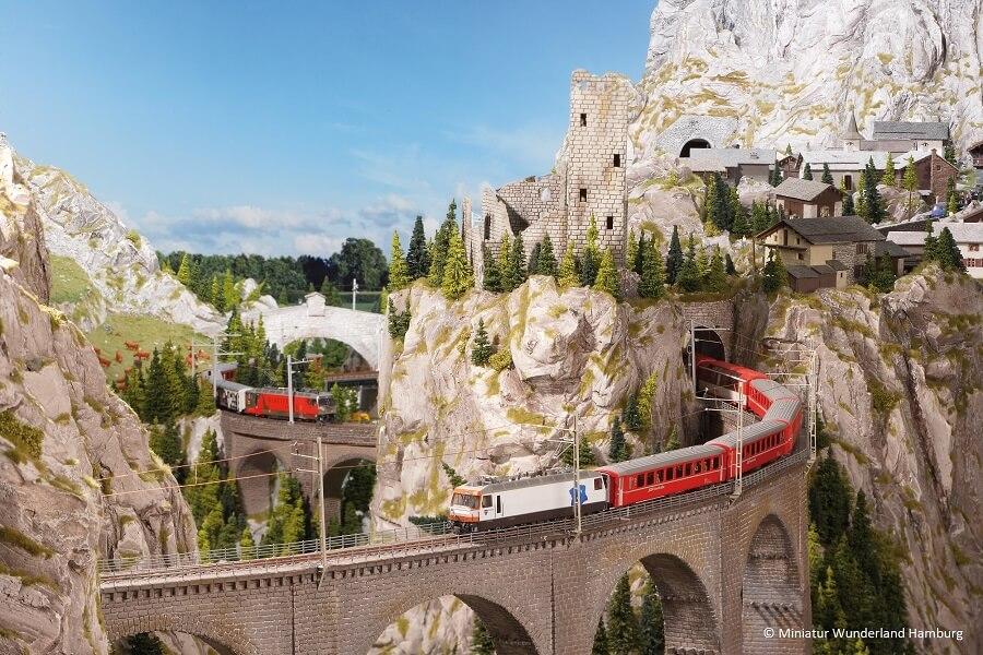 Bild Miniatur Wunderland