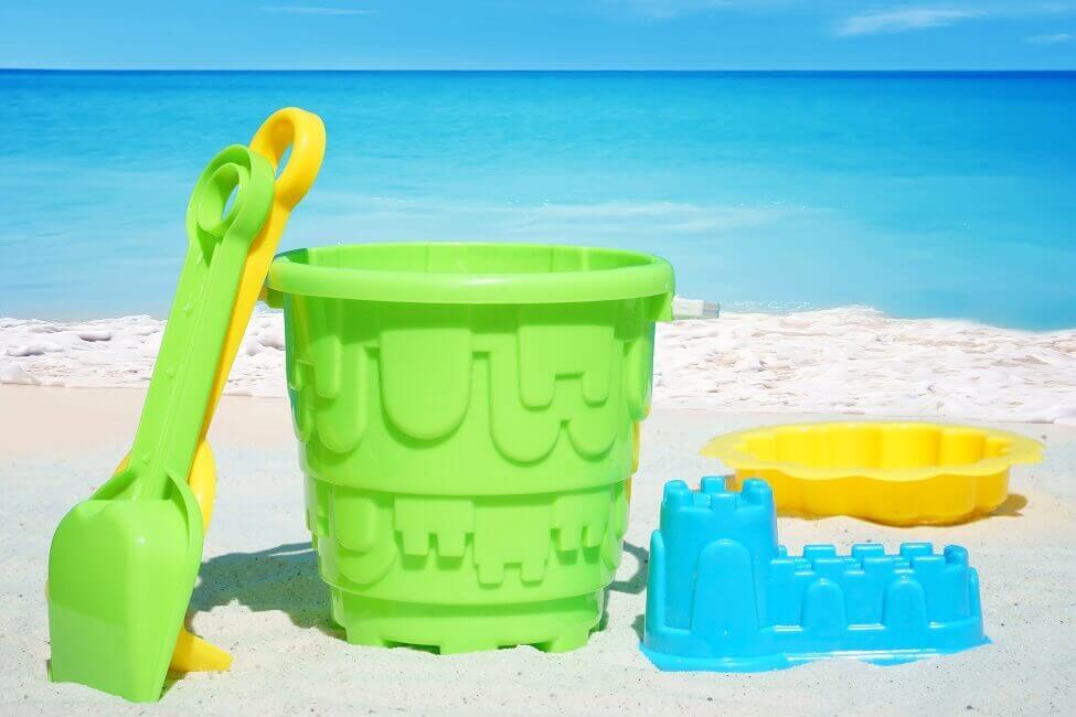 Bild Strandspielzeug