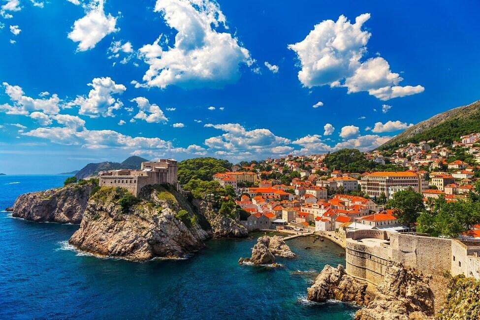 Bild Dubrovnik, Kroatien