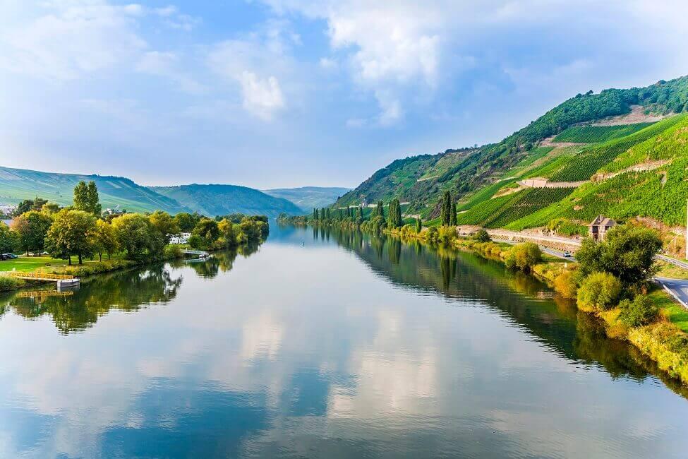 Landschaft Mosel