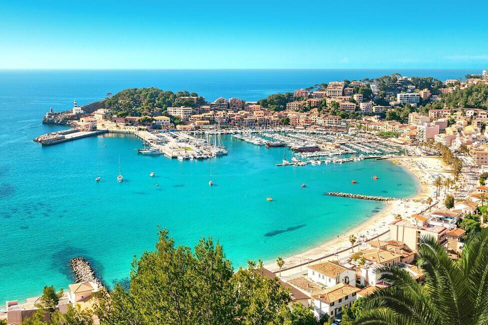 Bild Port de Soller, Mallorca, Spanien
