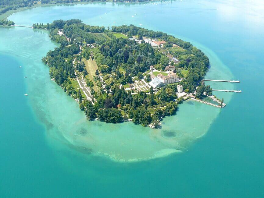 Bodenseeinsel Mainau