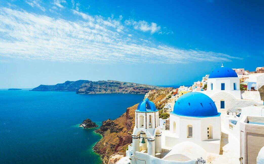Bild Santorin_Griechenland