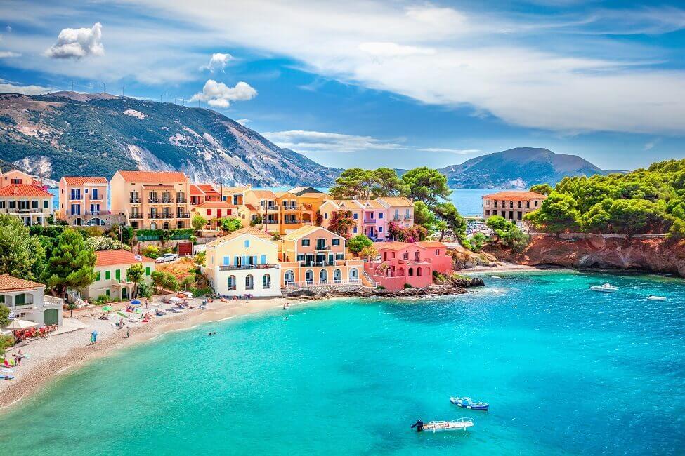 Bild Kefalonia, Griechenland