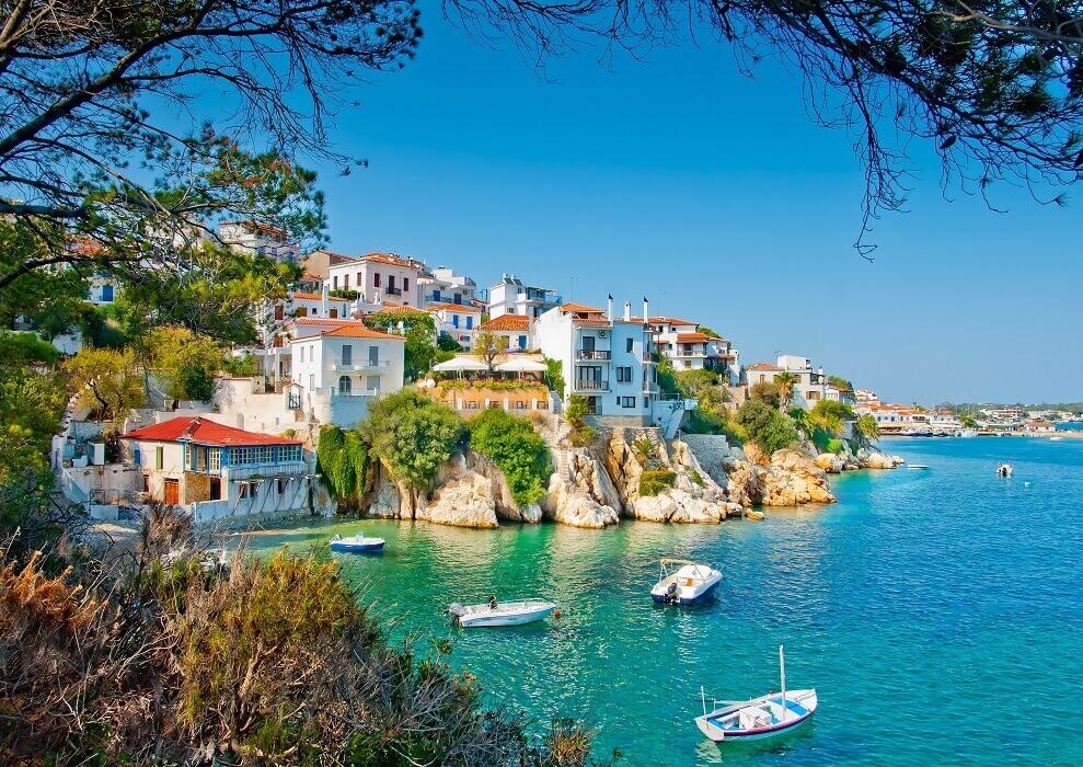 Bild Skiathos, Griechenland