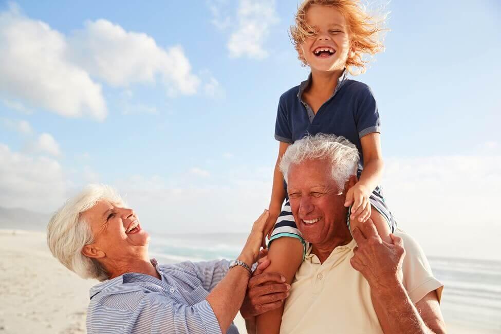 Großeltern Enkel Urlaub Vollmacht