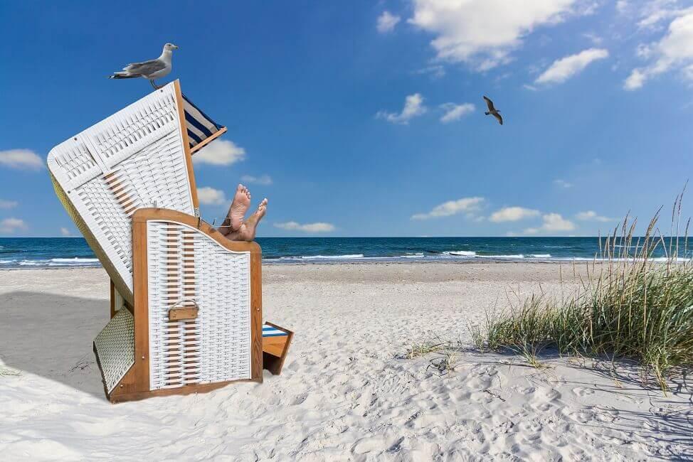 Bild Urlaub an der Ostsee