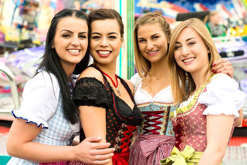 Oktoberfest: Tragt, was euch gefällt und steht