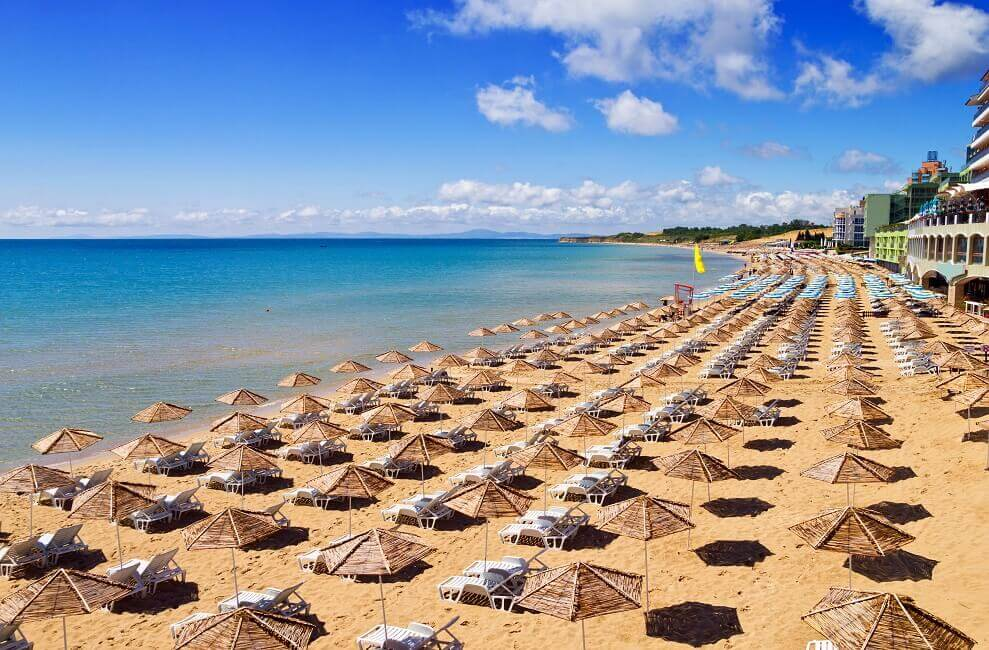 Beste Hotels Am Goldstrand Und Sonnenstrand Bulgarien