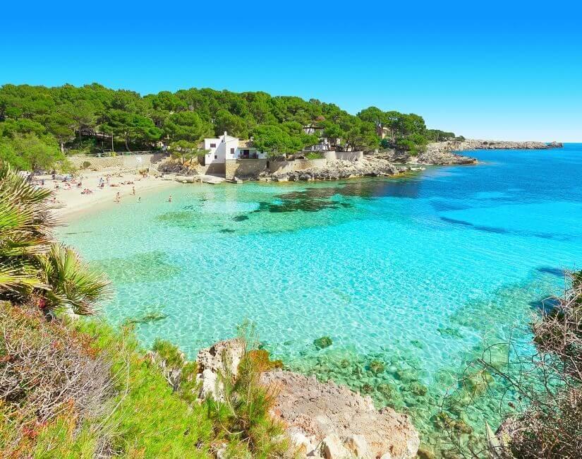 Bild Mallorca, Cala Gat