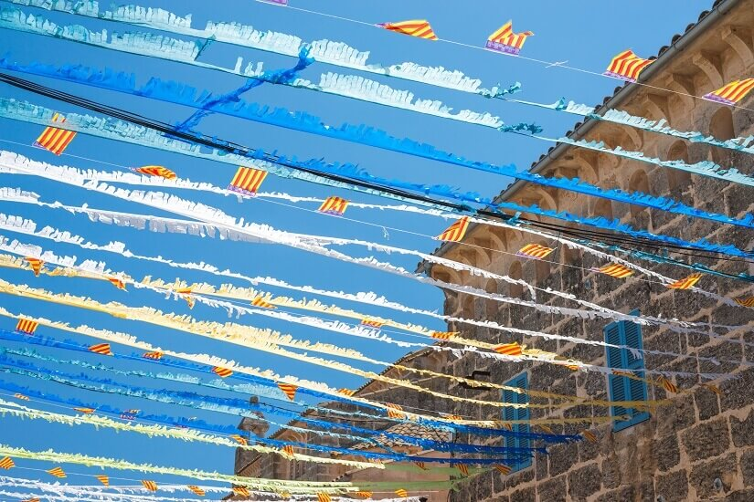 Bild Fest auf Mallorca