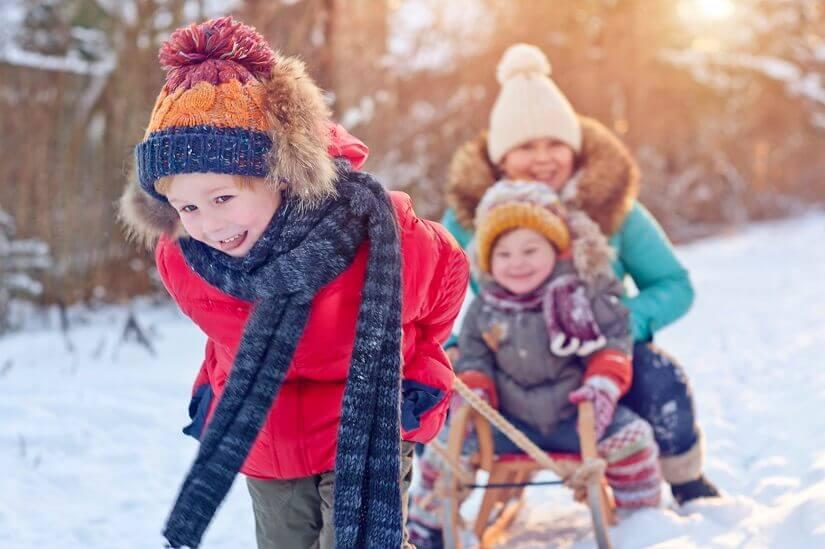 Bild Winterfreuden im Januar