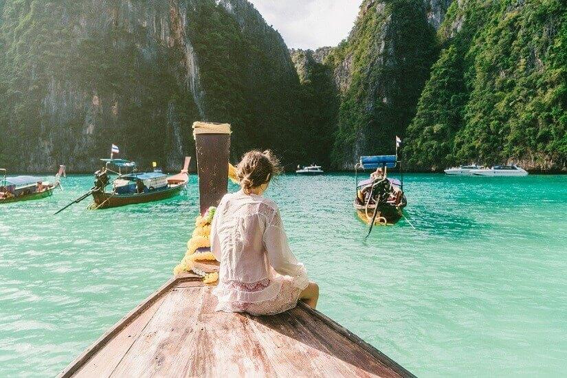 Bild So traumhaft ist der Urlaub in Krabi, Thailand