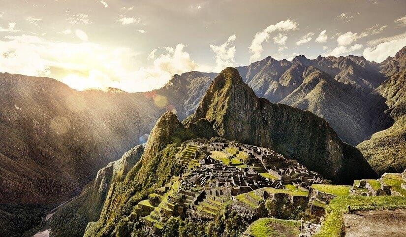 Bild Machu Picchu: Kultureller Schatz in Peru
